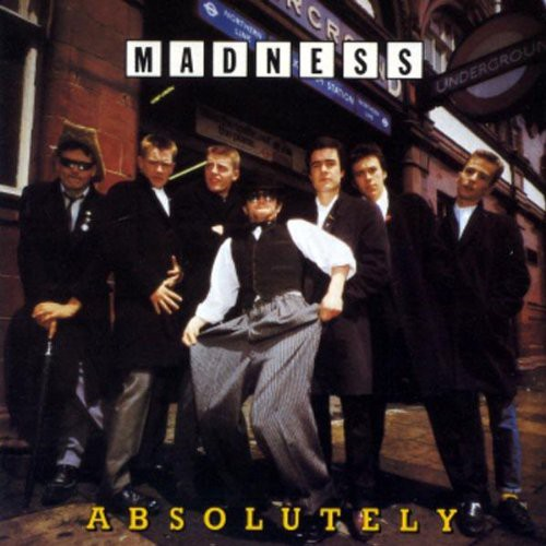 Madness - Absolutely - LP