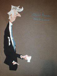 Nick Lowe - Quiet Please Brown Women's Shirt
