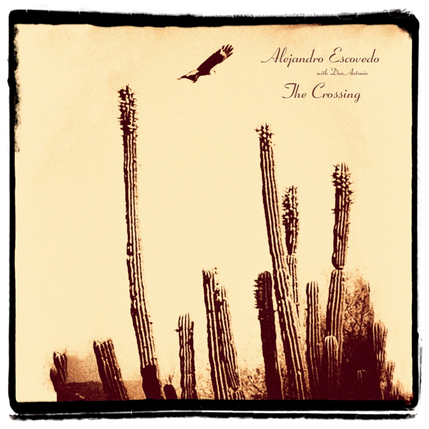 Alejandro Escovedo - The Crossing [PRE-ORDER]
