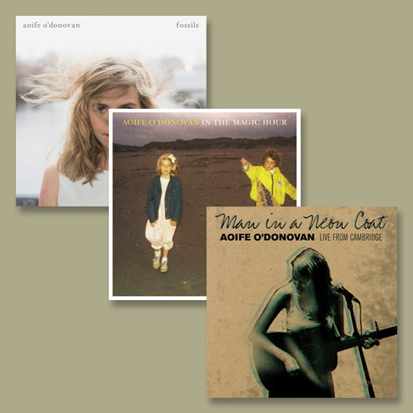 Aoife O'Donovan CD Bundle