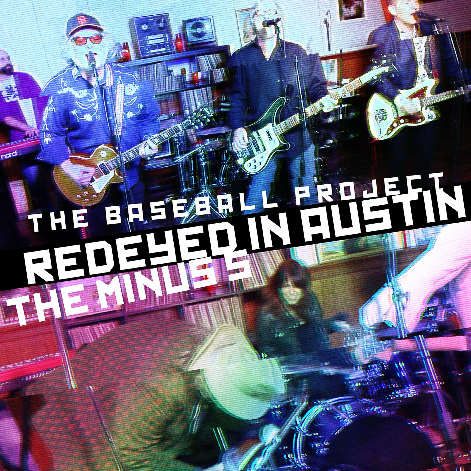 Baseball Project/Minus 5 - Redeyed In Austin - 12""