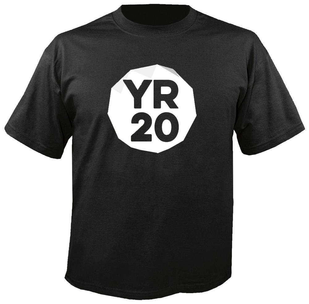 YR20 Staff T-Shirt - Medium