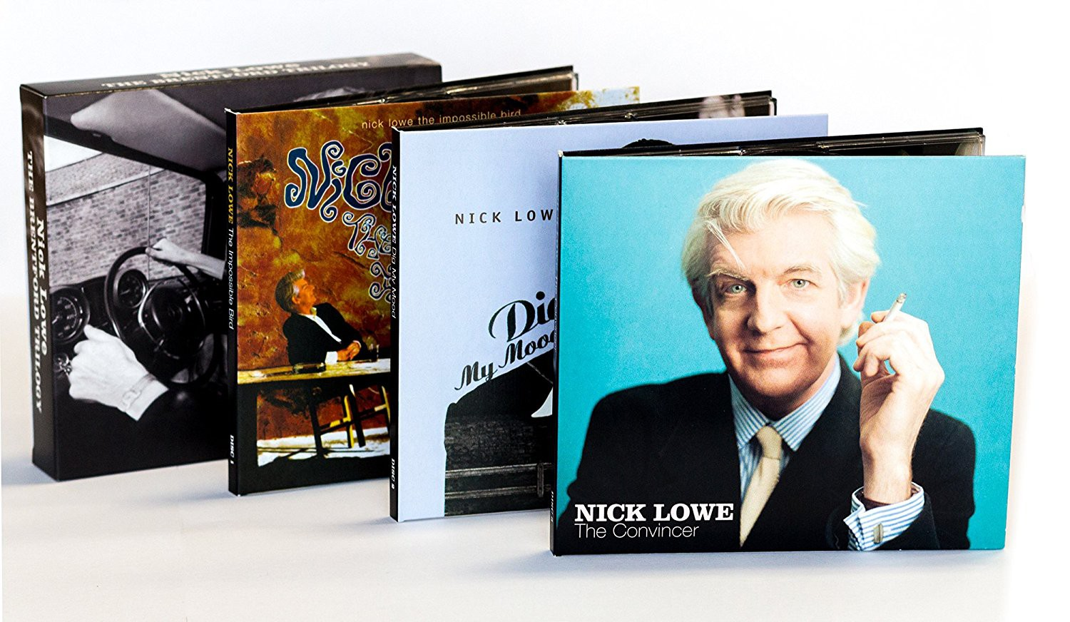 Nick Lowe - The Brentford Trilogy Box Set