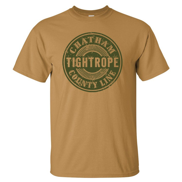 Chatham County Line - Tightrope T-Shirt