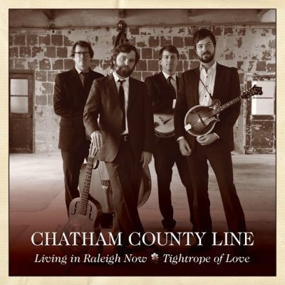 Chatham County Line - Living in Raleigh Now - Digital Album