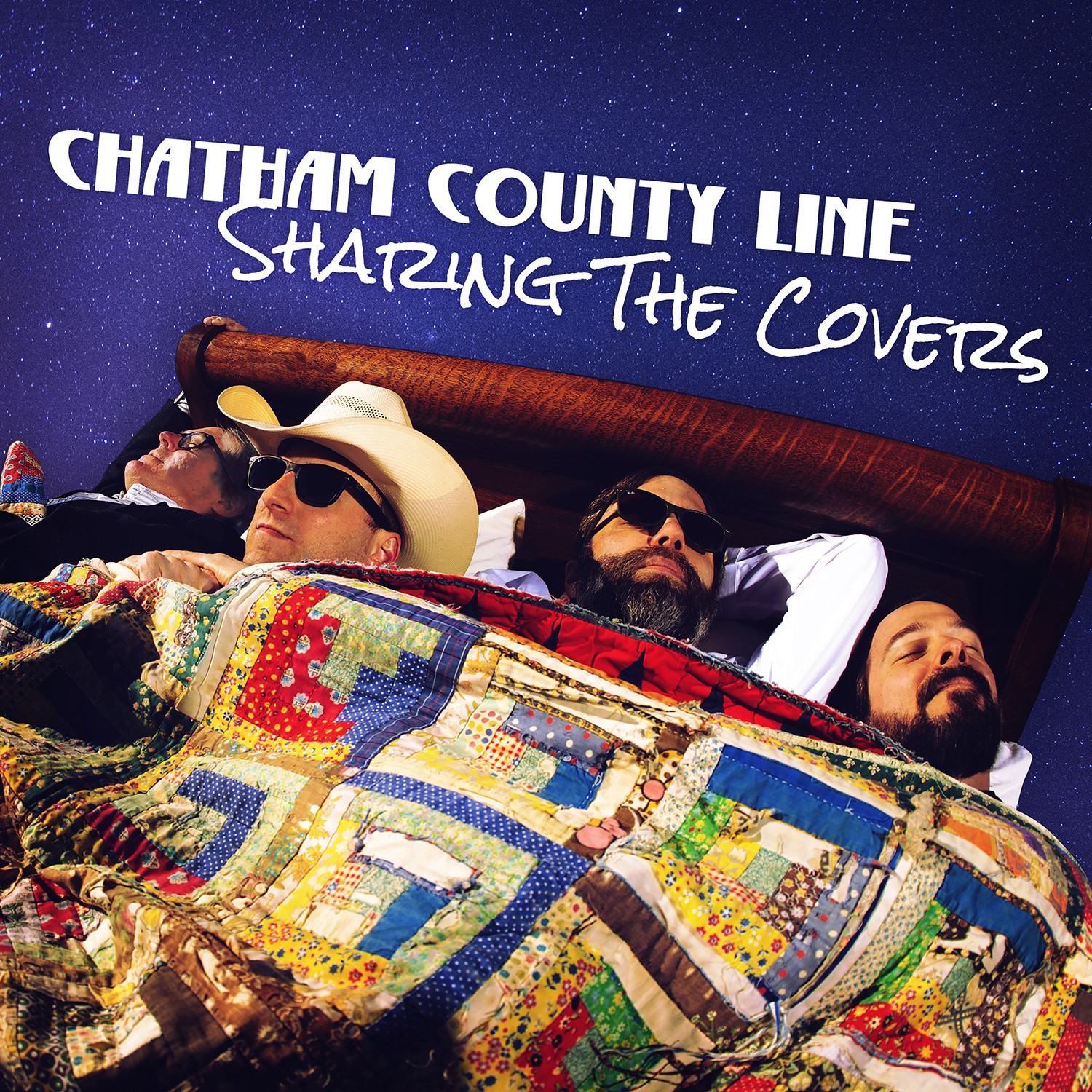 Chatham County Line - Sharing The Covers  [BUNDLE]