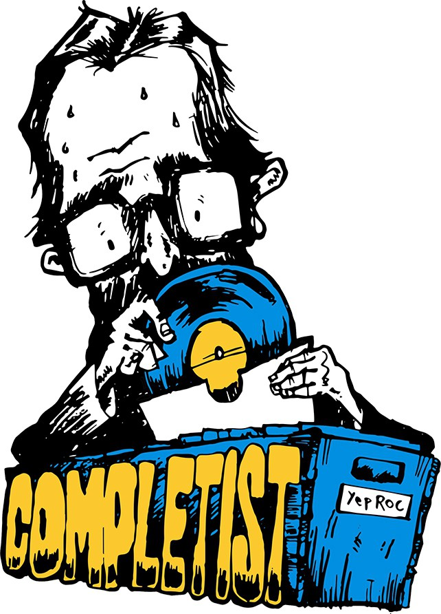 Completist 2019 Monthly Subscription - CD