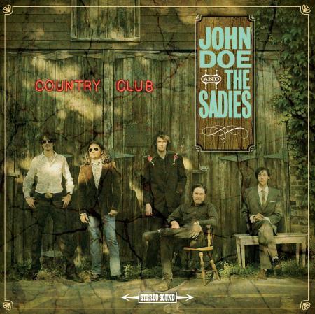 John Doe and The Sadies - Country Club - CD Bundle