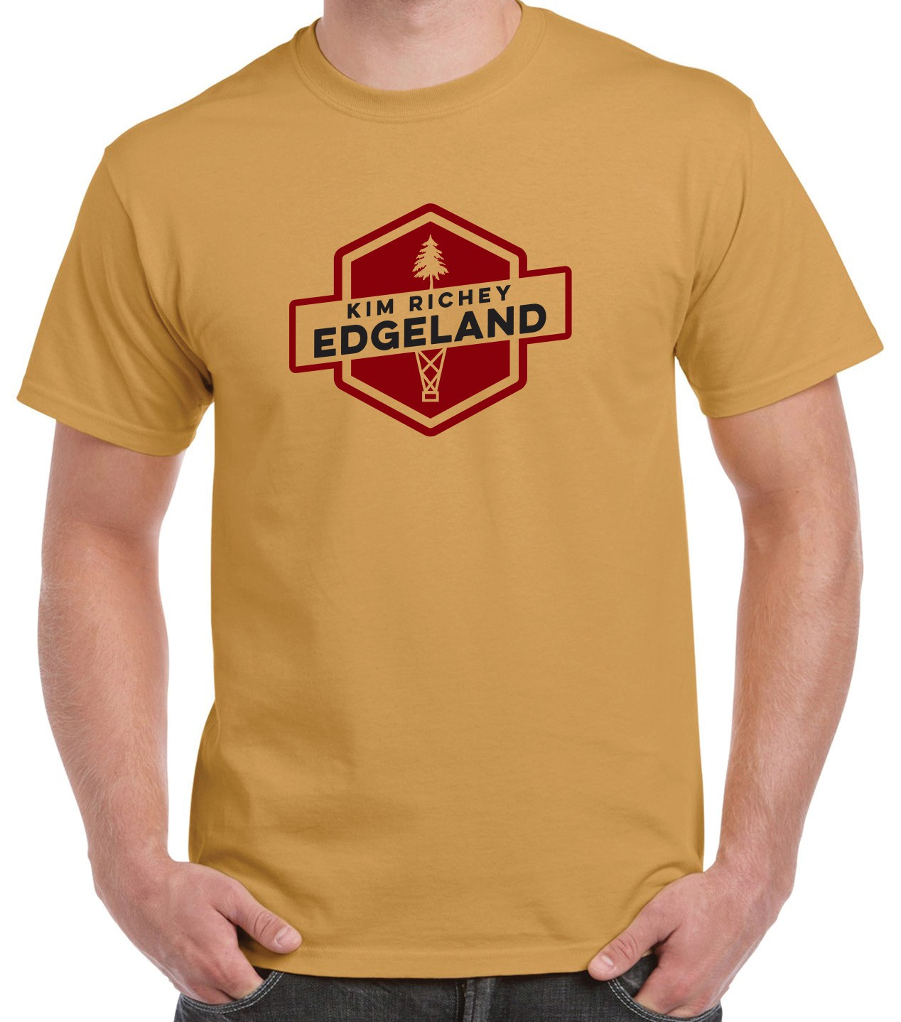 Kim Richey - Edgeland - T-Shirt