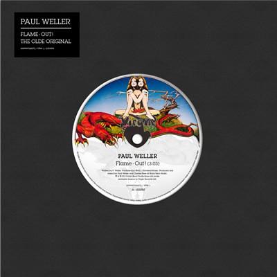 "Paul Weller - ""Flame-Out!/The Olde Original"" 7-Inch - DIGITAL"