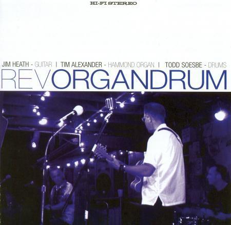 Reverend Organdrum - Hi-Fi Stereo - Bundle