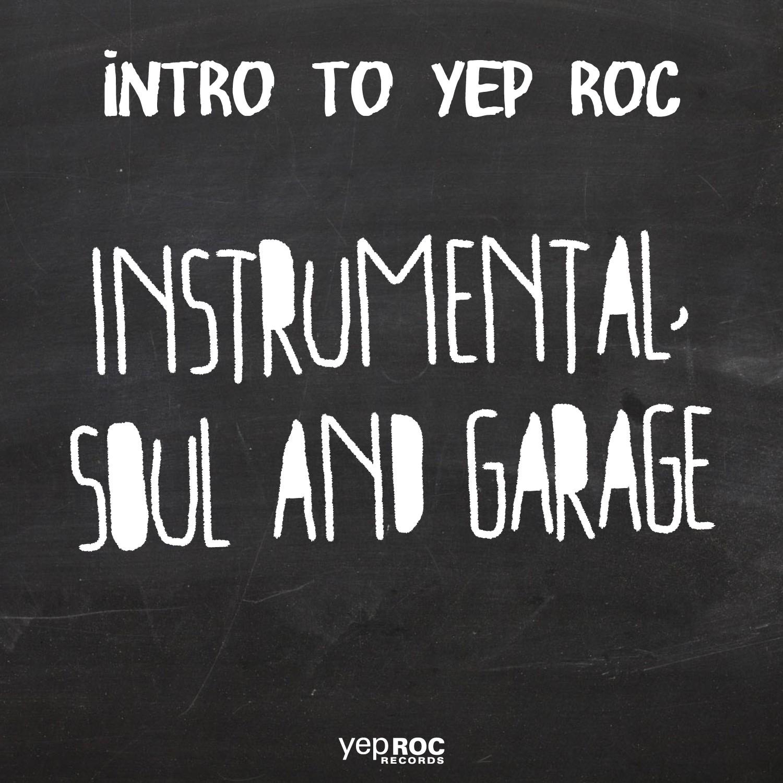 Instrumental, Soul and Garage CD Bundle