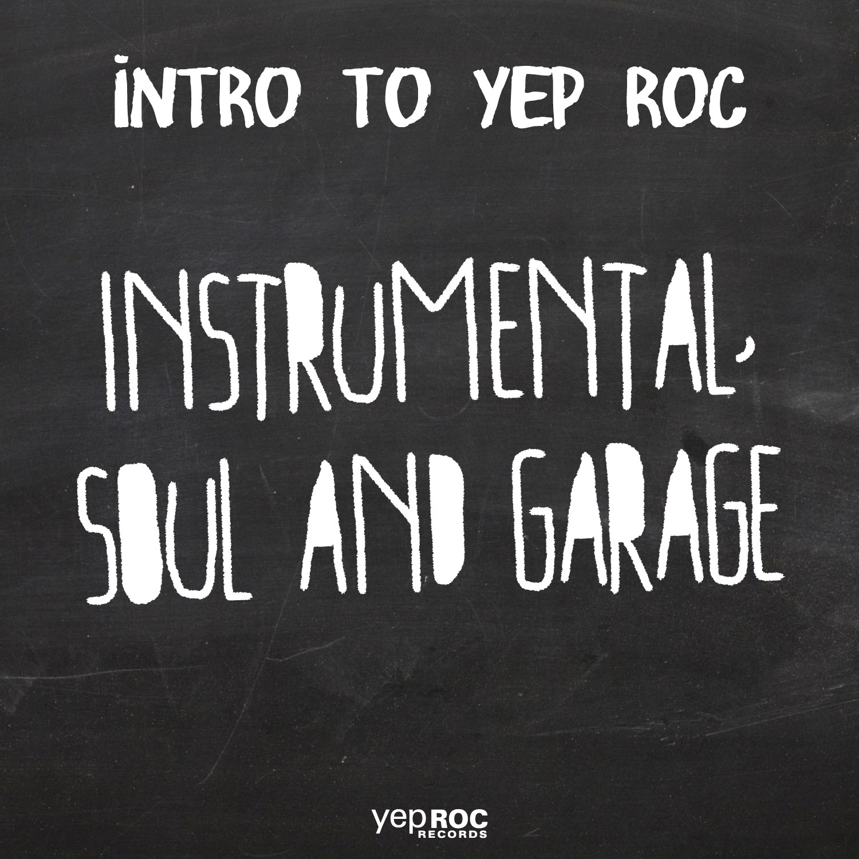 Instrumental, Soul and Garage LP Bundle