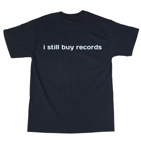 Yep Roc - I Still Buy Records - T-Shirt