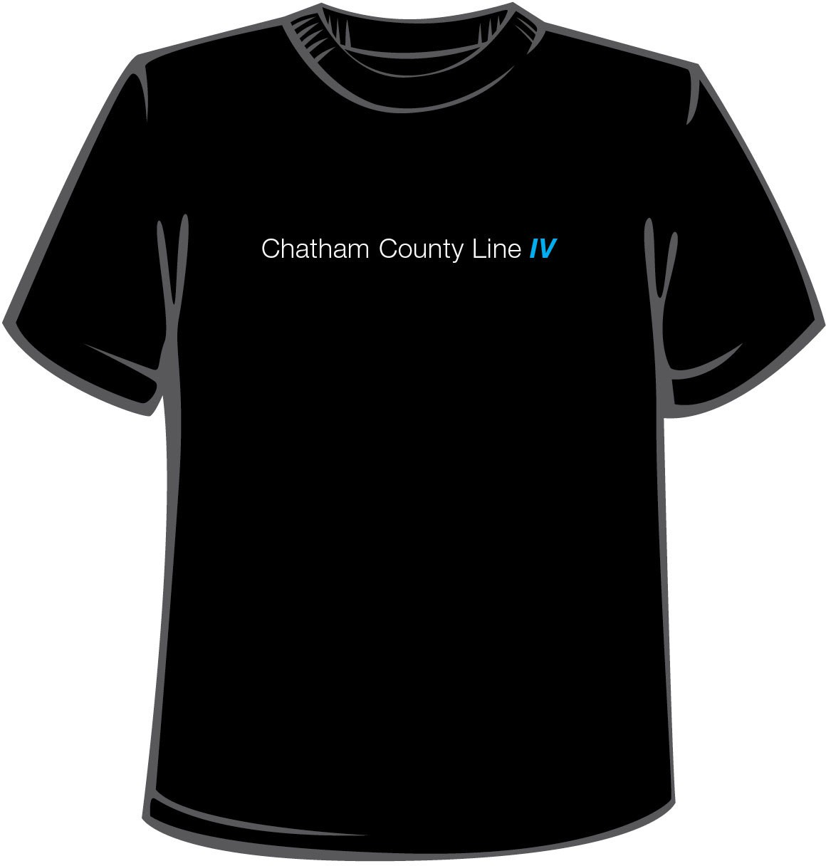 Chatham County Line - IV Tee