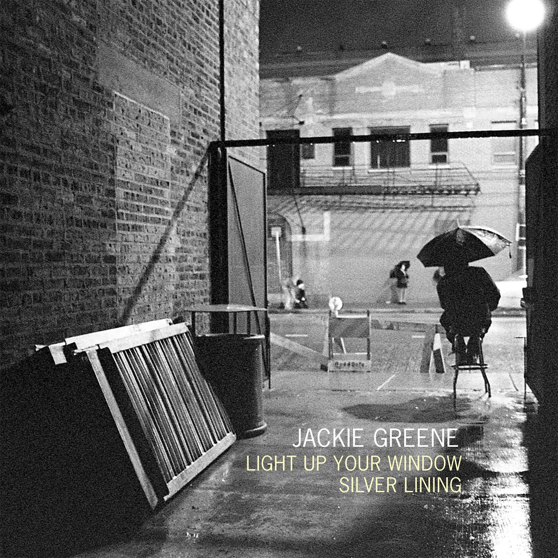 "Jackie Greene - Light Up Your Window 7"" single"
