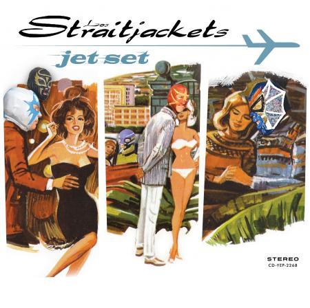 Los Straitjackets - Jet Set - DIGITAL