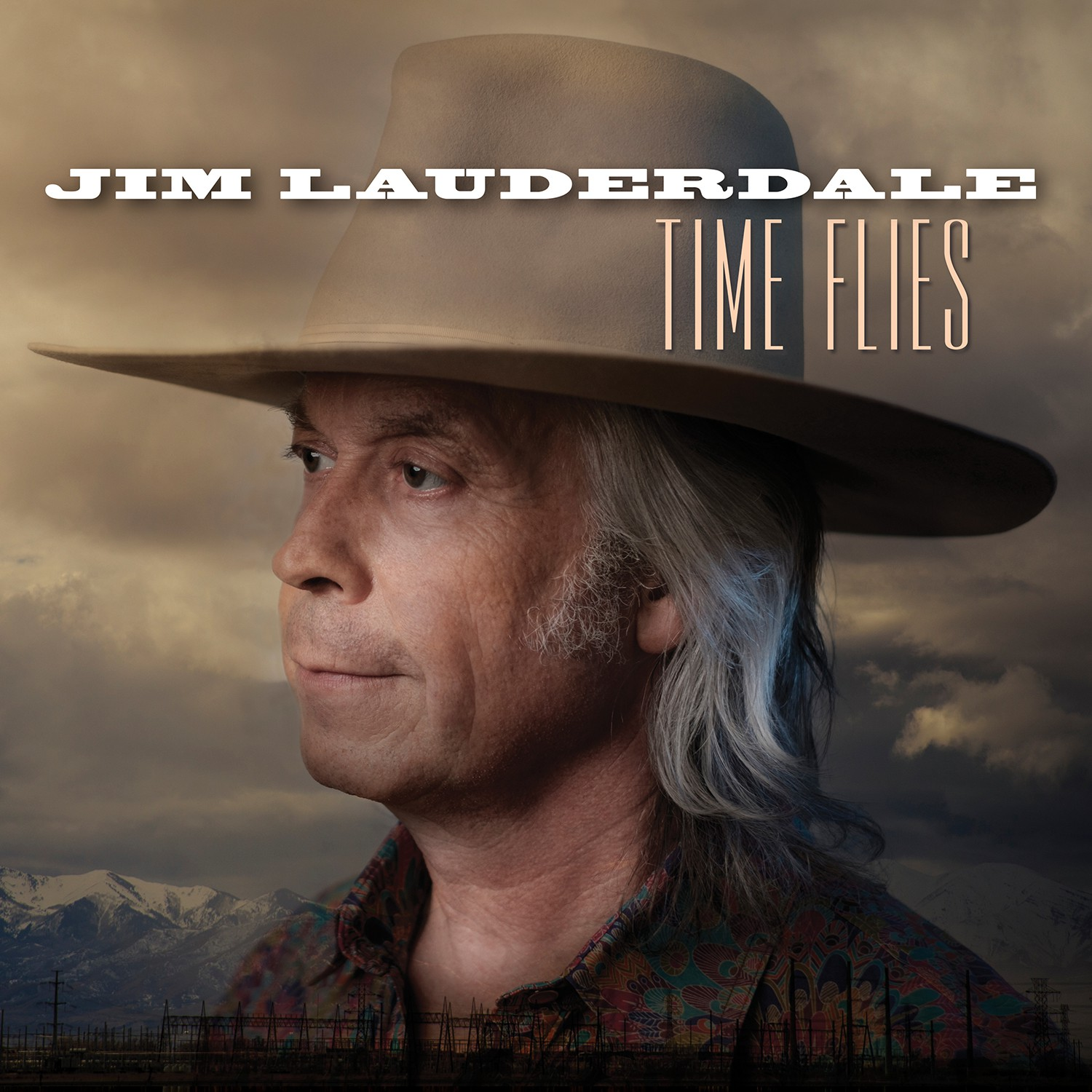 Jim Lauderdale - Time Flies - CD/LP (PRE-ORDER)