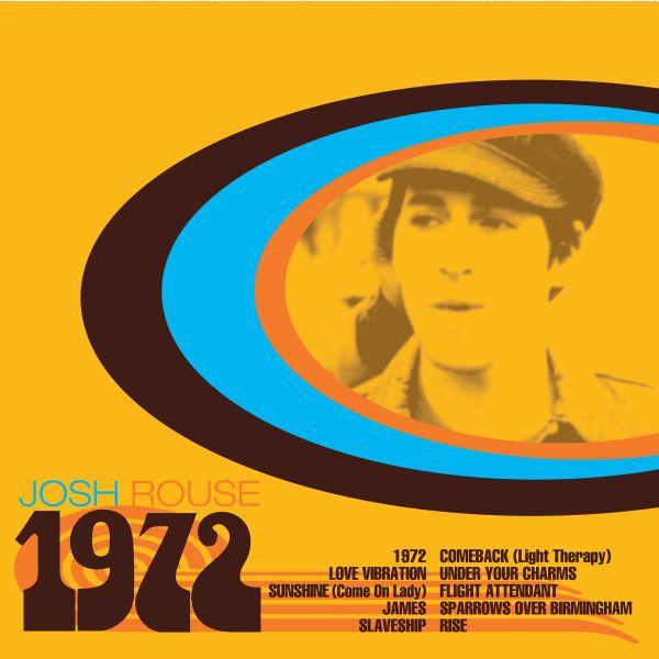 Josh Rouse - 1972 - LP