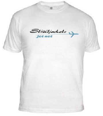 Los Straitjackets - Jet Set - T-Shirt