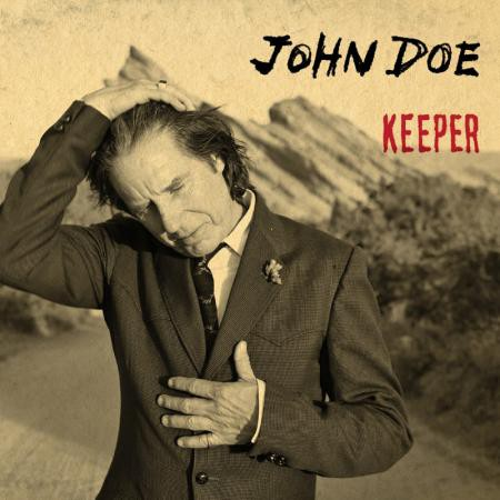 John Doe - Keeper - Music and Merch Bundle