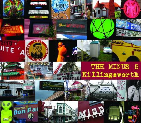 The Minus 5 - Killingsworth - Bundle