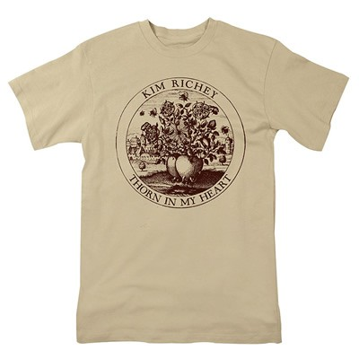 Kim Richey - Thorn In My Heart - T-Shirt