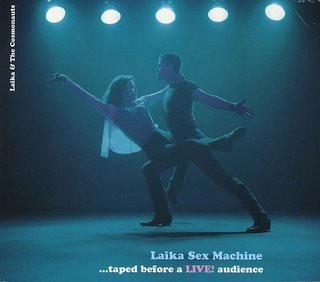 Laika & The Cosmonauts - Laika Sex Machine - Bundle