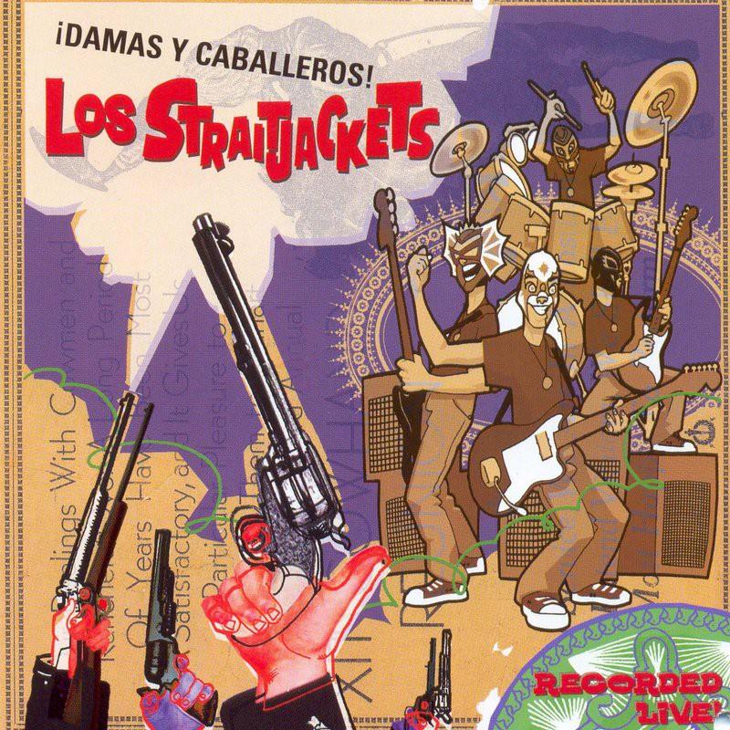 Los Straitjackets - Damas Y Caballeros...Los Straitjackets! - Bundle