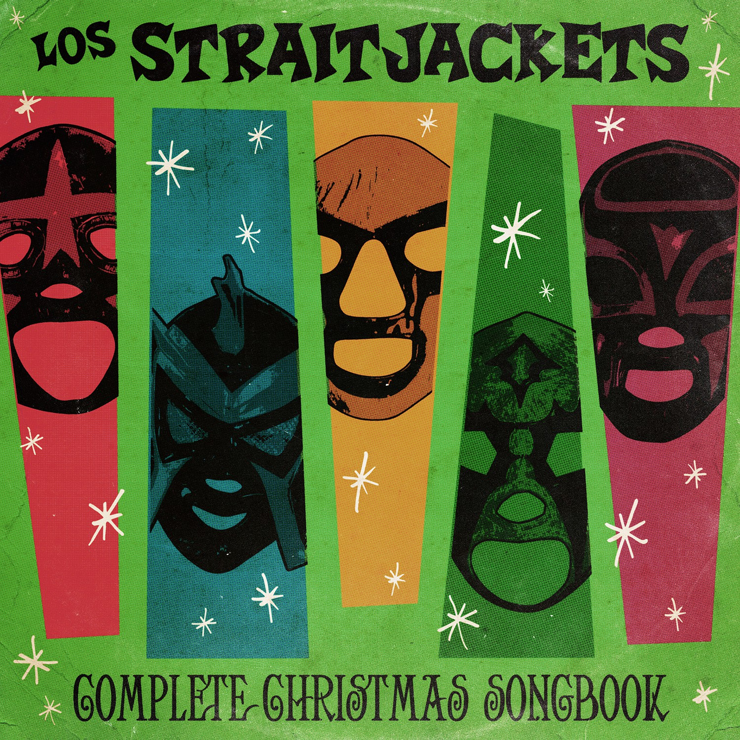 Los Straitjackets - Complete Christmas Songbook - CD