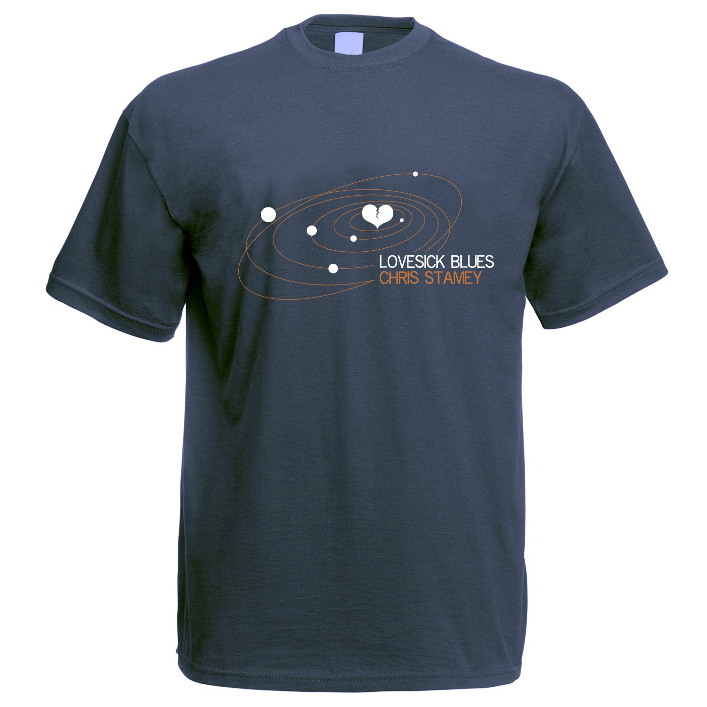 Chris Stamey - Lovesick Blues - T-Shirt