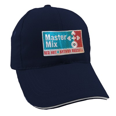 Master Mix: Red Hot + Arthur Russell - Structured Hat