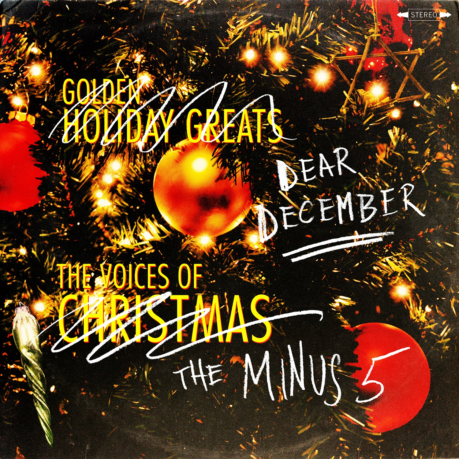 The Minus 5 - Dear December - LP