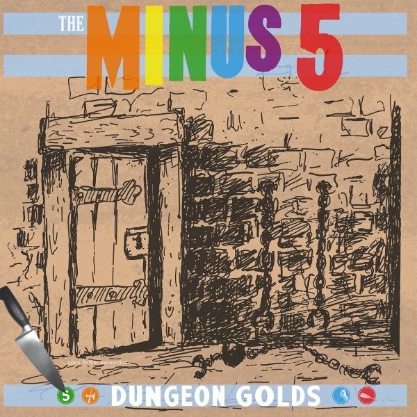 The Minus 5 - Dungeon Golds - CD