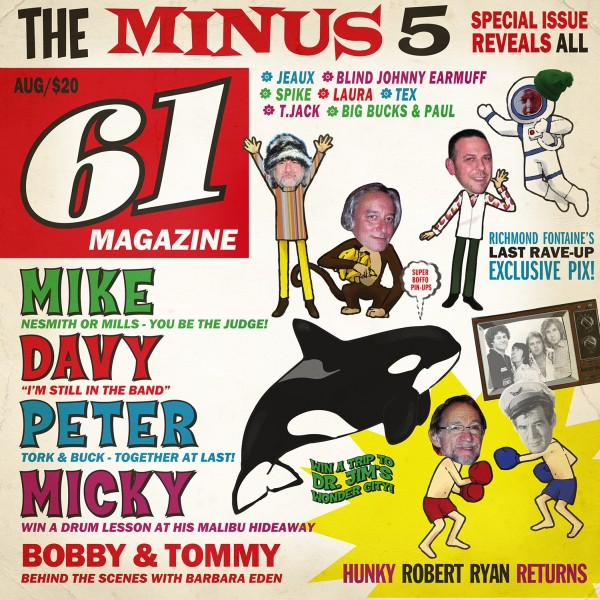 The Minus 5 - Of Monkees and Men