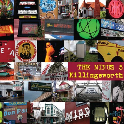 The Minus 5 - Killingsworth - CD