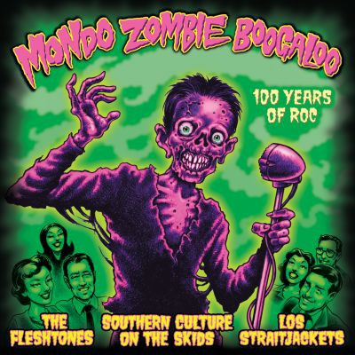 100 Years of Roc - Mondo Zombie Boogaloo - LP