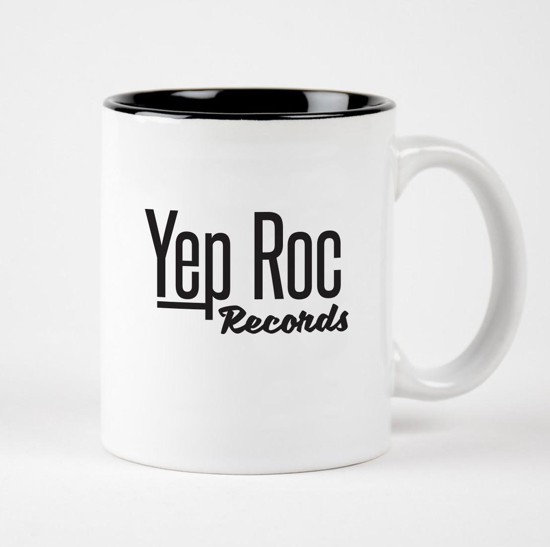 New Yep Roc Logo Mug- Bundle (Pre-Order)