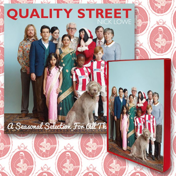 Nick Lowe - Quality Street - Gift Package