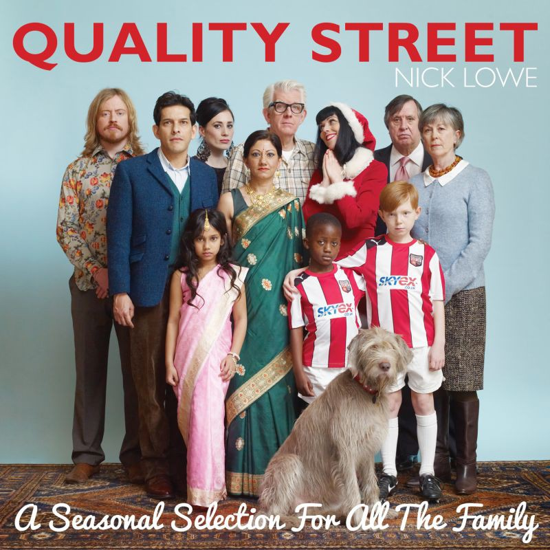 Nick Lowe - Quality Street: A Seasonal Selection For All The Family - LP