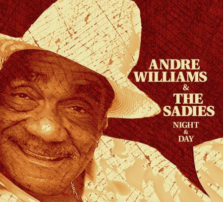 Andre Williams & The Sadies - Night & Day - Merch Bundle
