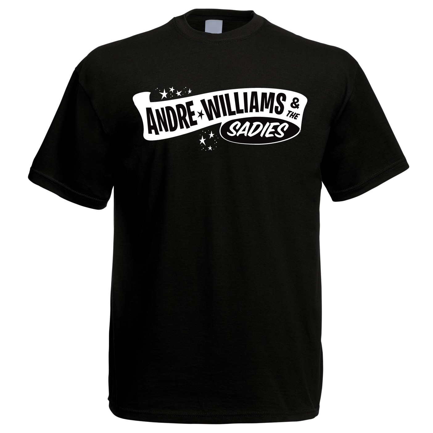 Andre Williams & The Sadies - Night & Day - T-Shirt