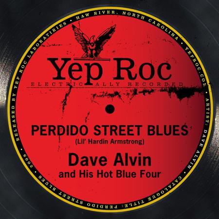 Dave Alvin - Perdido Street Blues - DIGITAL