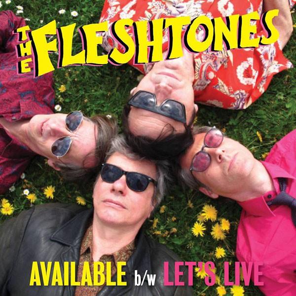 The Fleshtones - Available b/w Let's Live