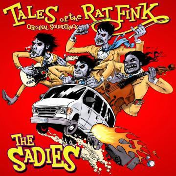 The Sadies - Tales of the Ratfink Original Soundtrack - Bundle