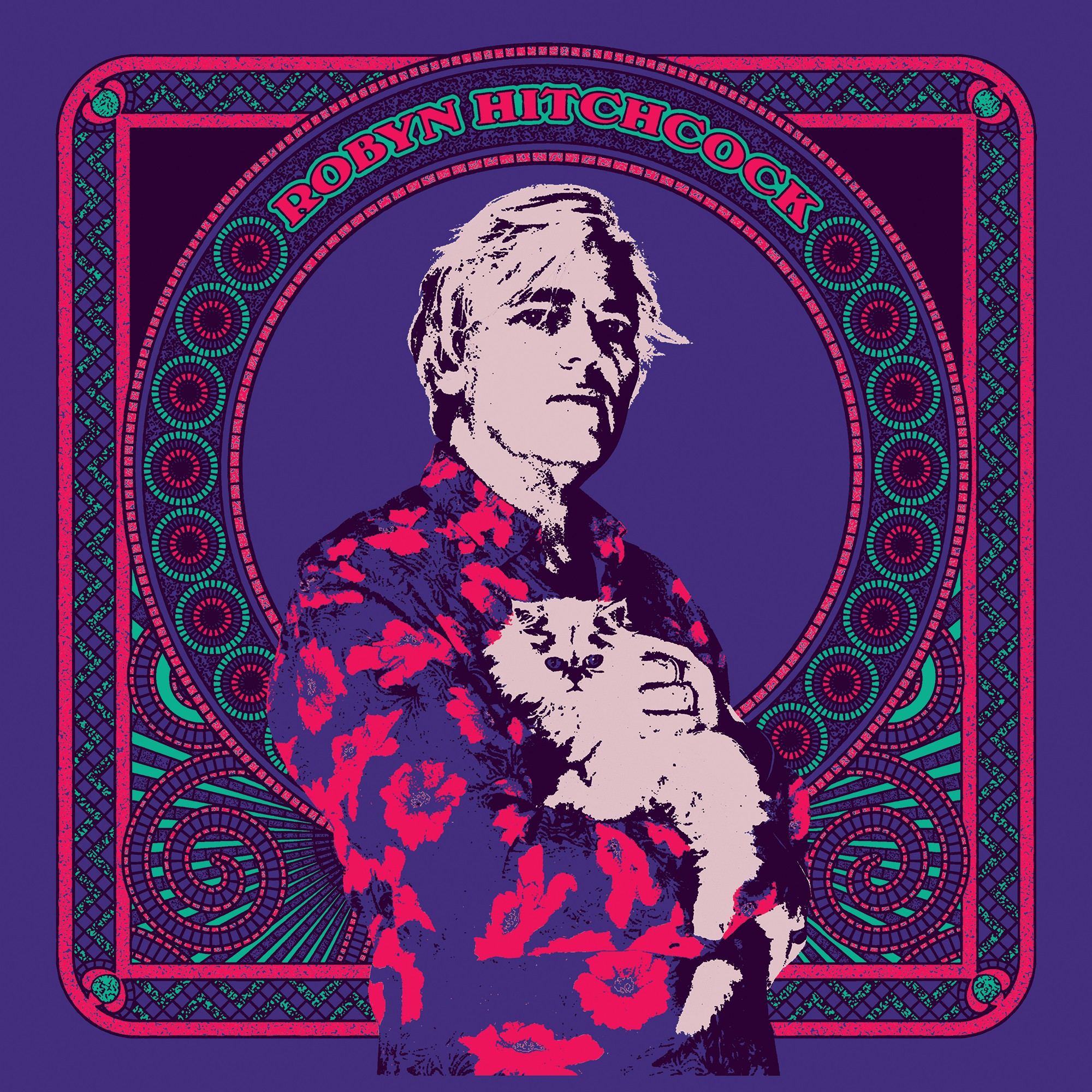 Robyn Hitchcock - Robyn Hitchcock - Poster
