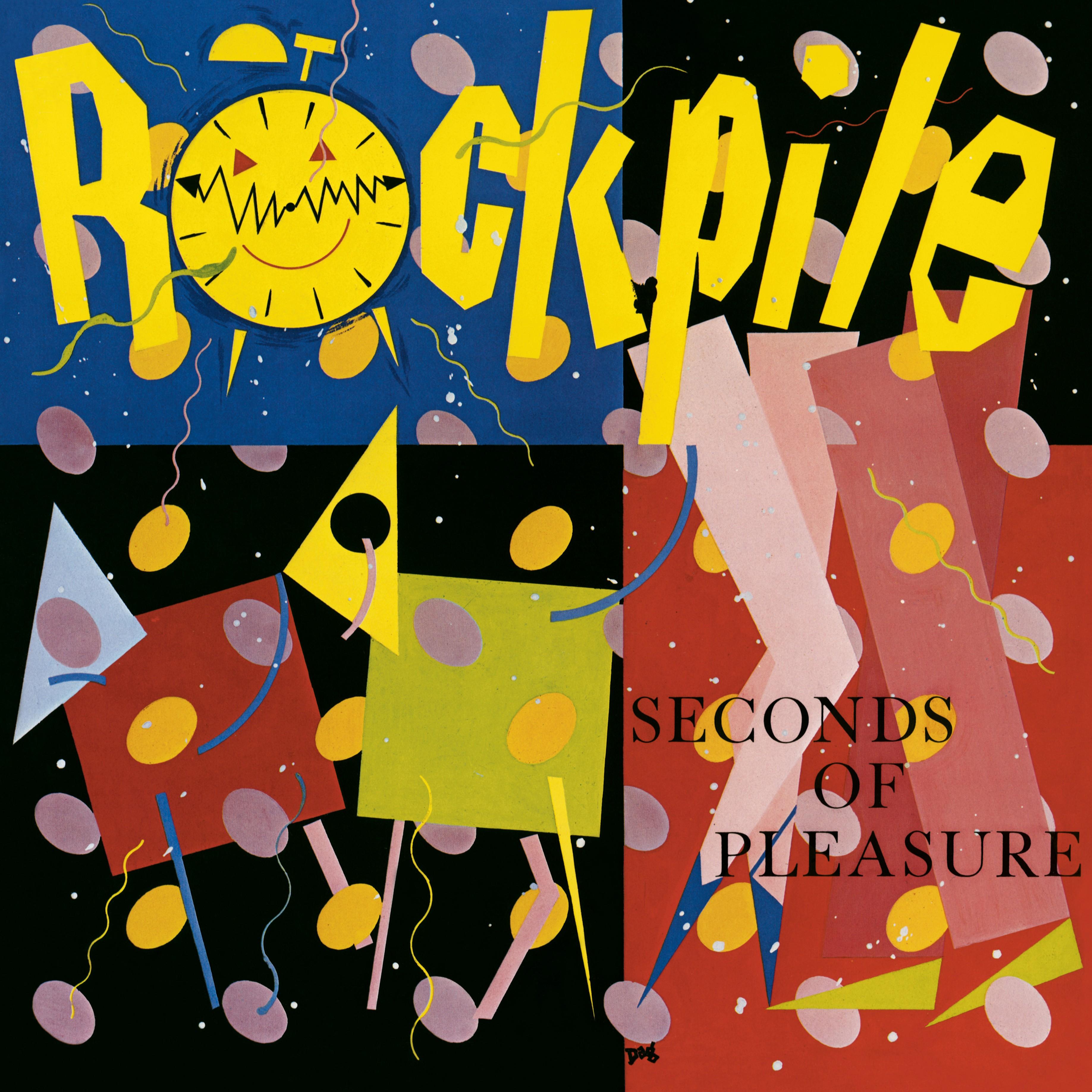 Rockpile - Seconds Of Pleasure - LP
