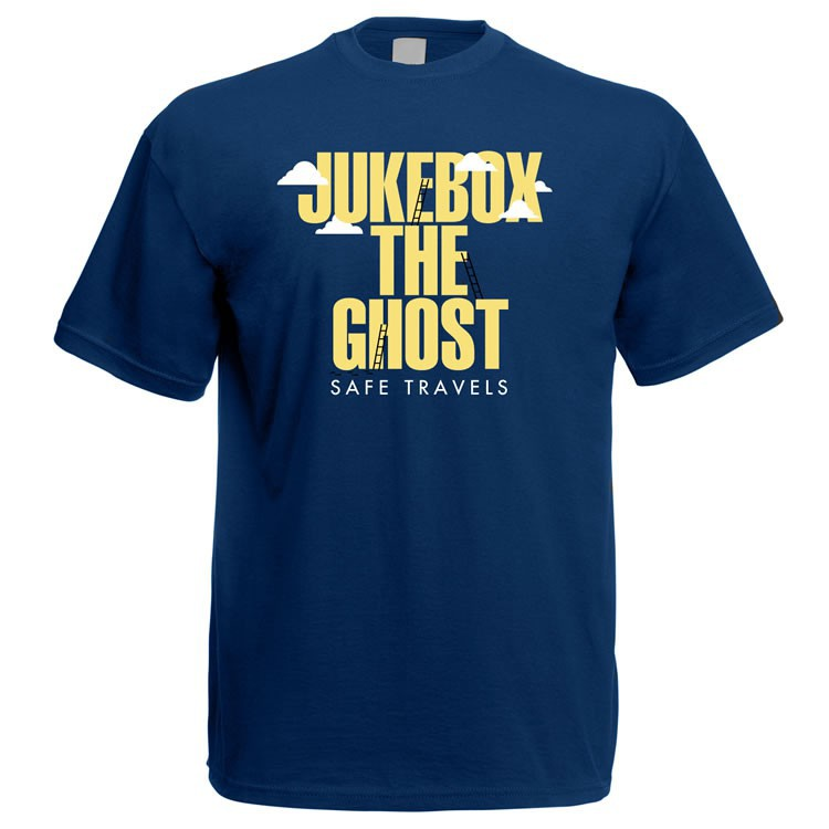Jukebox the Ghost - Safe Travels - T-Shirt-Mens/XS