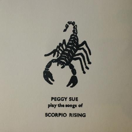 Peggy Sue - Play the Songs of Scorpio Rising