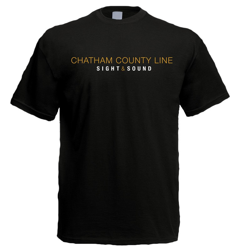 Chatham County Line - Sight & Sound - T-Shirt